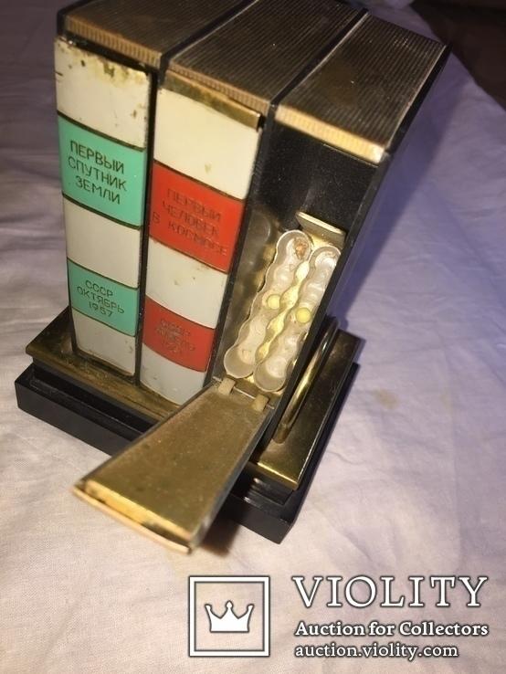 Музыкальная Сигаретница «Космос СССР», фото №8