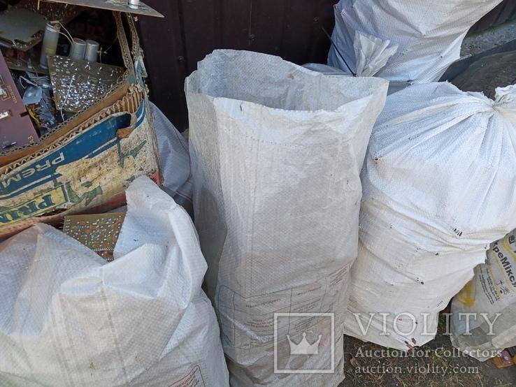 Платы без драгметаллов 140 кг., фото №3