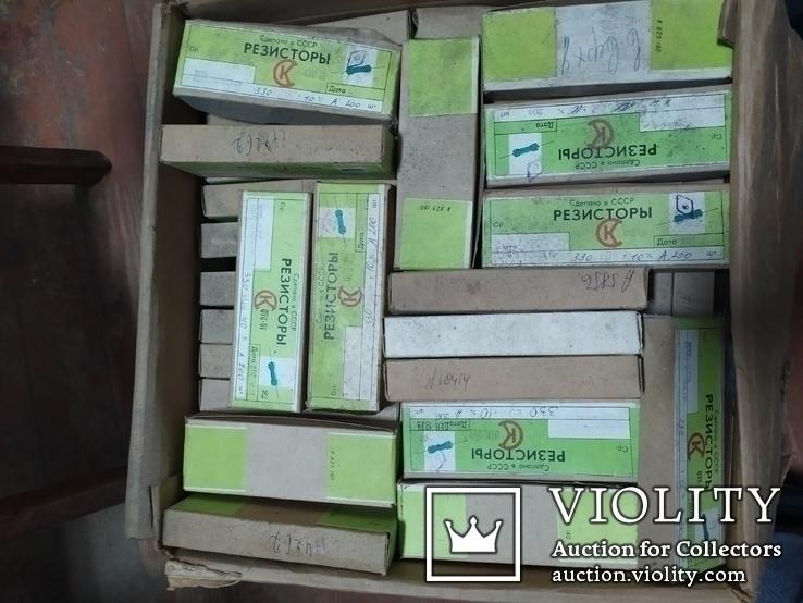 Резистори отк-51, 60 коробок по 200 штук в одній, фото №2