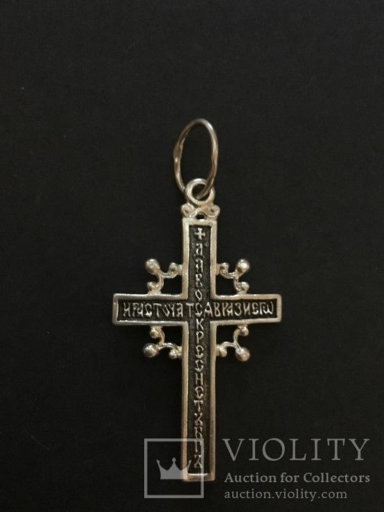 Крестик на цепочке, фото №7