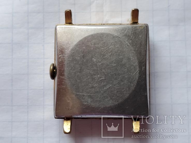 """Часы""""SLAVA"""",21 jewels,Au20., фото №7"""