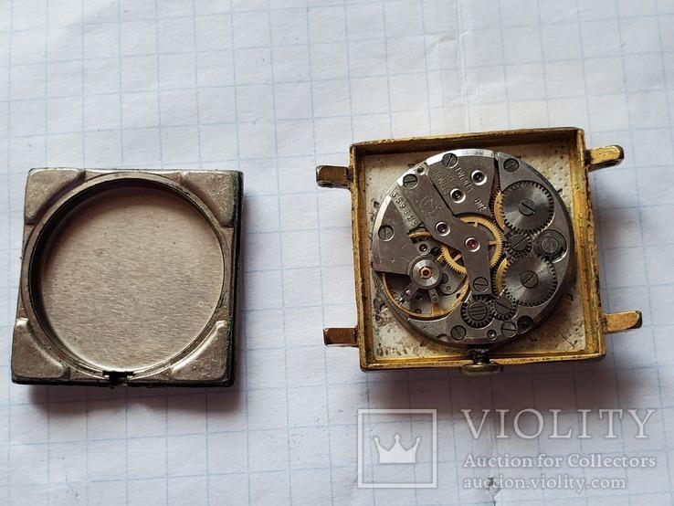 """Часы""""SLAVA"""",21 jewels,Au20., фото №12"""