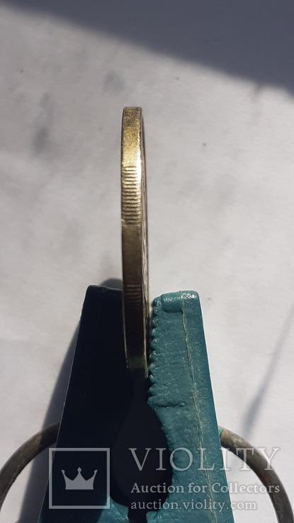 Монета 50 копеек 2001