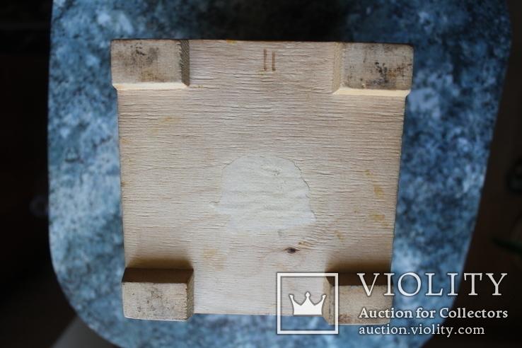 Деревянная шкатулка, фото №12