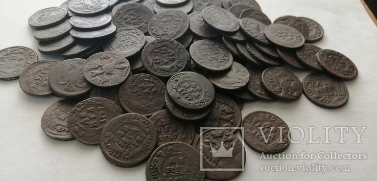 Деньга (100 монет)