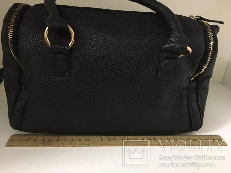 Женская черная сумка, фото №3