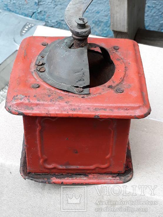 Стара кавомолка, фото №2
