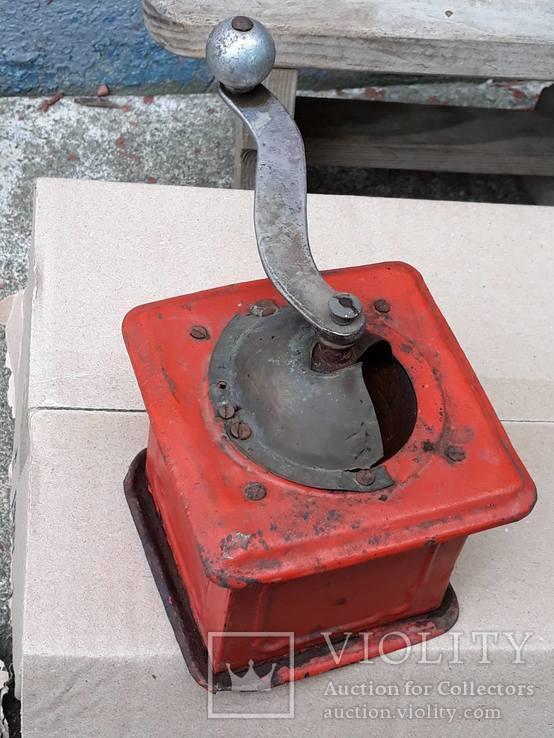 Стара кавомолка, фото №5