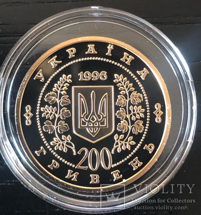 Тарас Шевченко золото 1996, фото №6