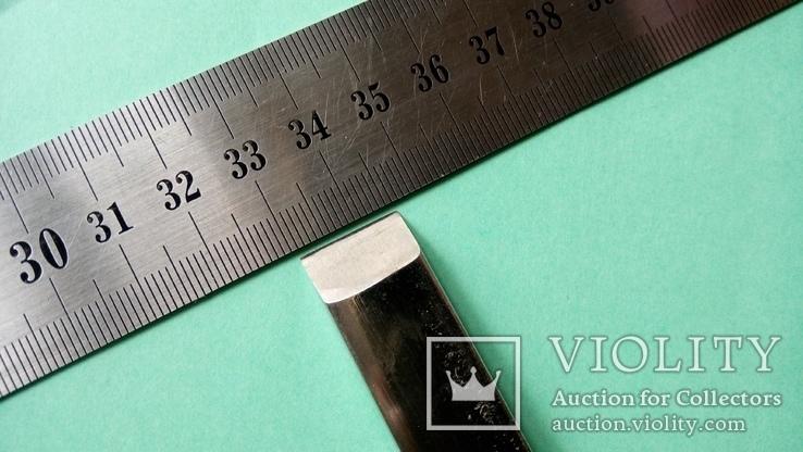 Стамеска 16 мм ореховый ручка, фото №8