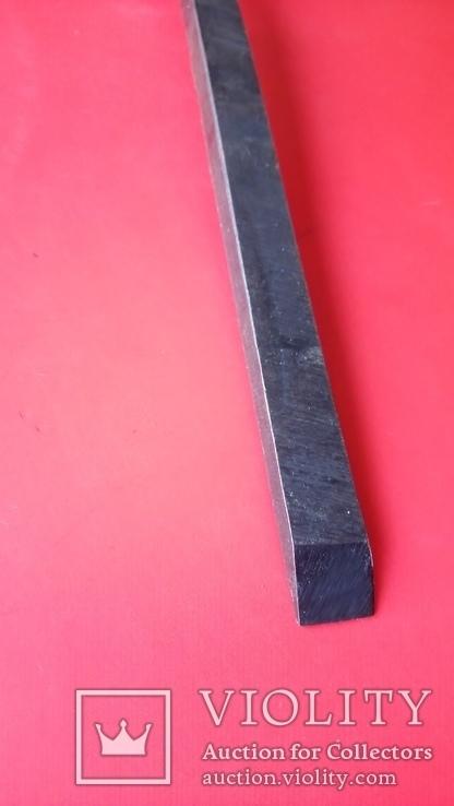 Долото советское 12 мм новое сталь ГОСТ, фото №7