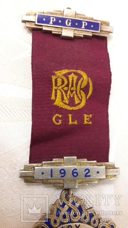 Орден масон серебро, фото №6
