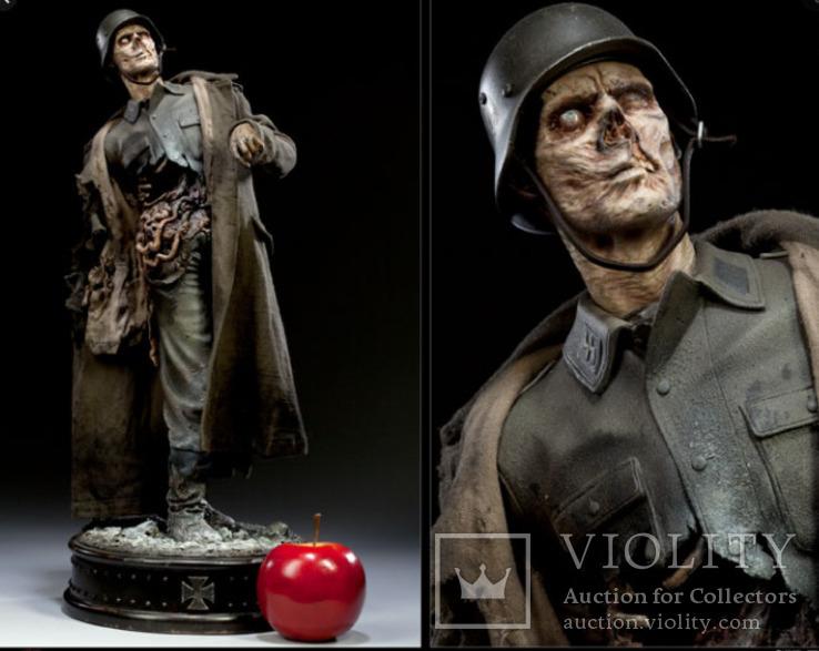 Коллекция  статуй , фигур и макетов  из фильмов-ужасов и фантастики, фото №9