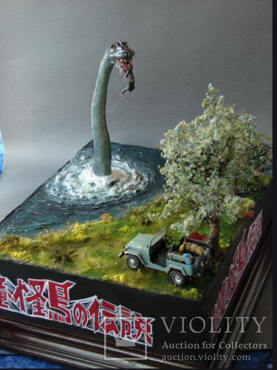 Коллекция  статуй , фигур и макетов  из фильмов-ужасов и фантастики, фото №10