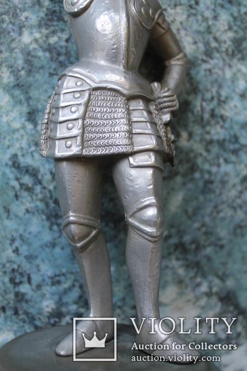Статуэтка Рыцарь, фото №4