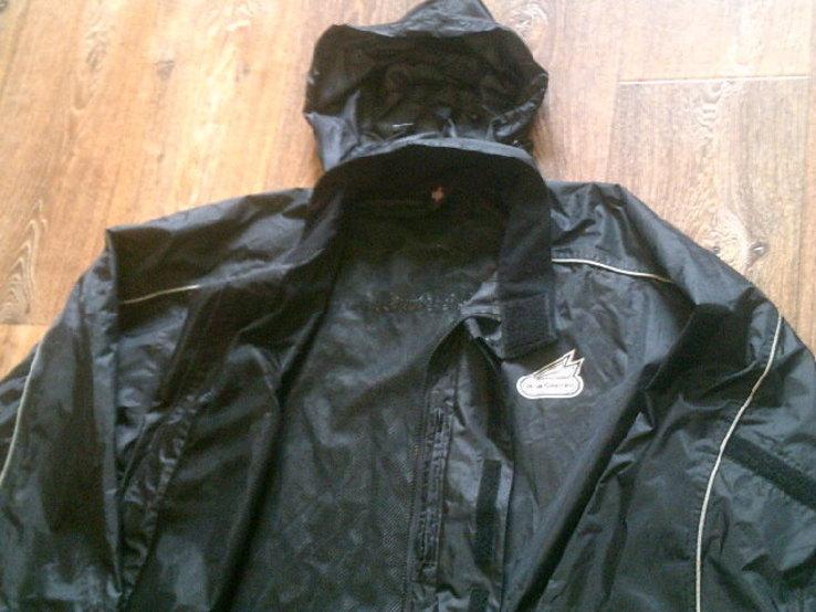 Hein Gericke - защитная куртка штурмовка разм.XXXL, фото №4