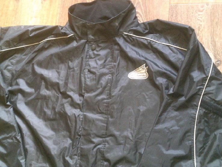 Hein Gericke - защитная куртка штурмовка разм.XXXL, фото №6