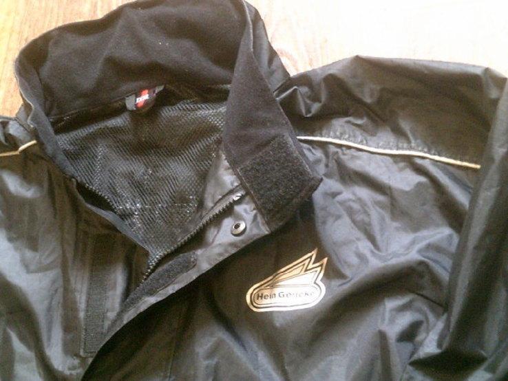 Hein Gericke - защитная куртка штурмовка разм.XXXL, фото №7