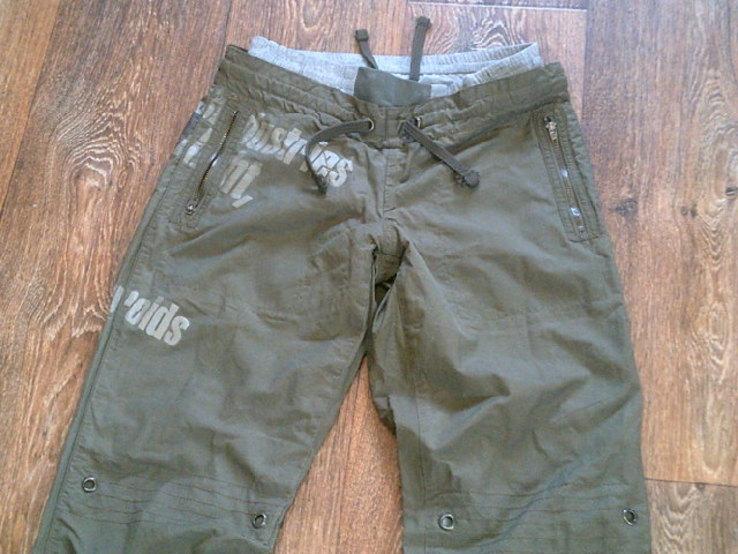 G-Sus - походные штаны (плащевка на подкладке)+футболка, фото №3