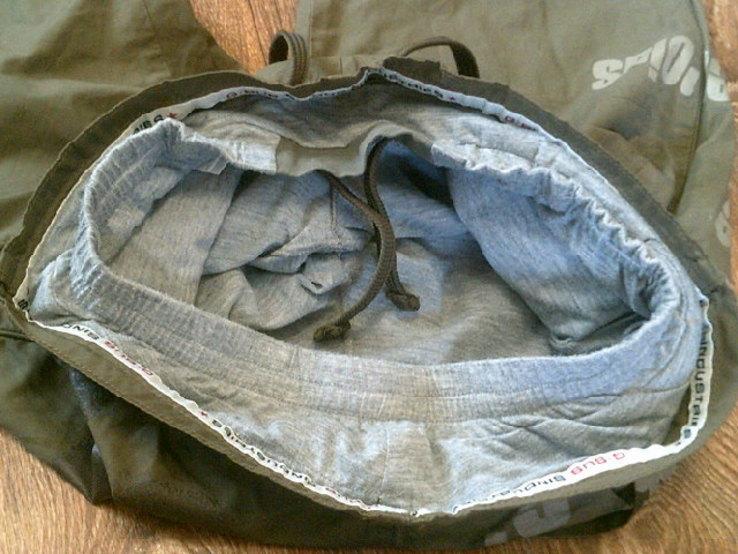 G-Sus - походные штаны (плащевка на подкладке)+футболка, фото №5
