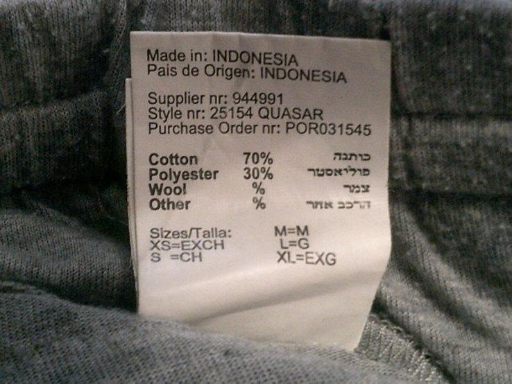G-Sus - походные штаны (плащевка на подкладке)+футболка, фото №6