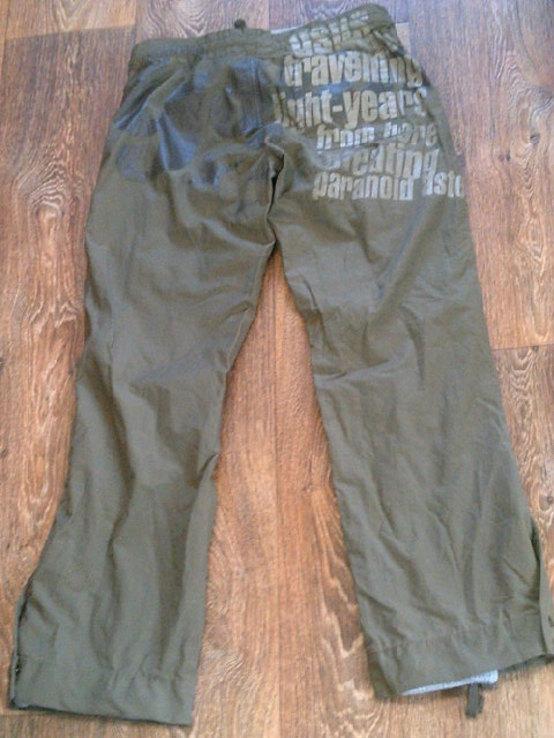 G-Sus - походные штаны (плащевка на подкладке)+футболка, фото №7