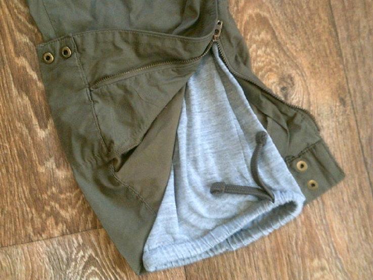 G-Sus - походные штаны (плащевка на подкладке)+футболка, фото №10