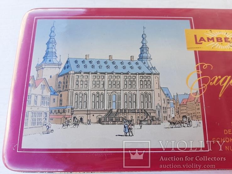 Немецкая подарочная коробка для десертов (70 -80 лет), фото №4
