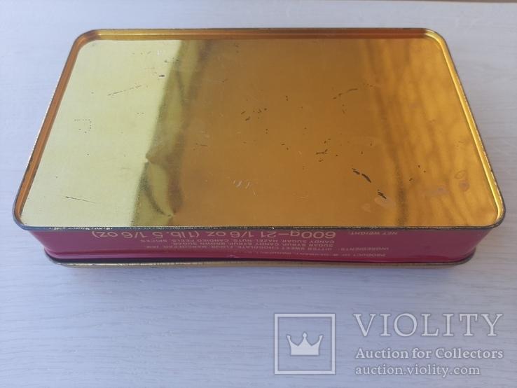Немецкая подарочная коробка для десертов (70 -80 лет), фото №5