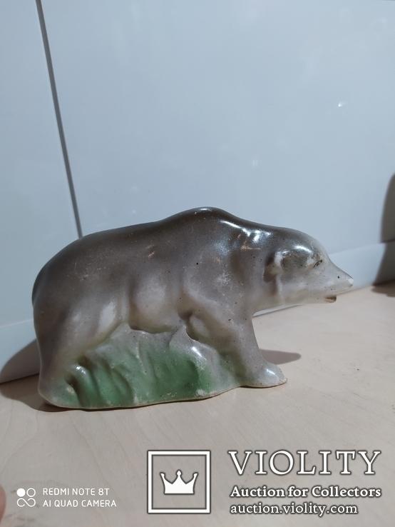 Статуэтка Медведь, фото №2