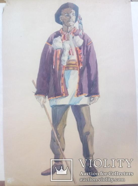 Гуцул1968 р.Н.Нечвоглод, фото №3