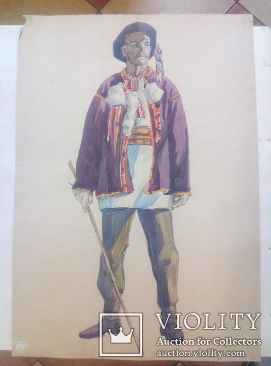 Гуцул1968 р.Н.Нечвоглод, фото №7