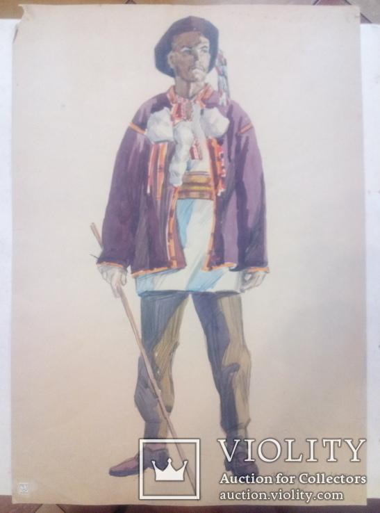 Гуцул1968 р.Н.Нечвоглод, фото №4