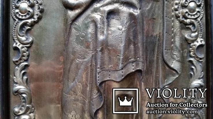 Ікона Ісус Христос, 84* 1853, Орлов Д.І., 25х14,5 см, фото №7