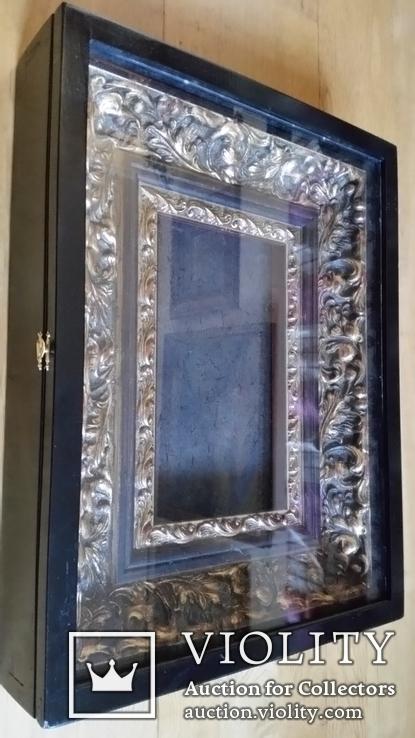 Ікона Ісус Христос, 84* 1853, Орлов Д.І., 25х14,5 см, фото №12