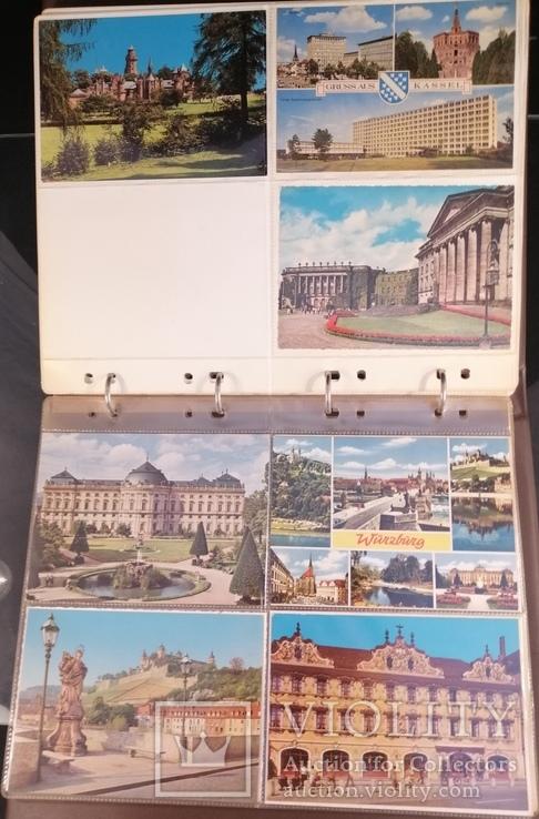 Фотоальбом та 79 чистих листівок. Тематика міста різних країн, фото №4