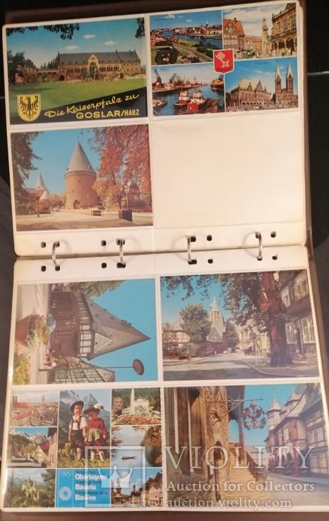 Фотоальбом та 79 чистих листівок. Тематика міста різних країн, фото №6