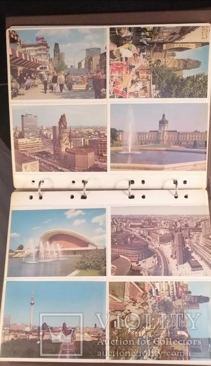 Фотоальбом та 79 чистих листівок. Тематика міста різних країн, фото №10