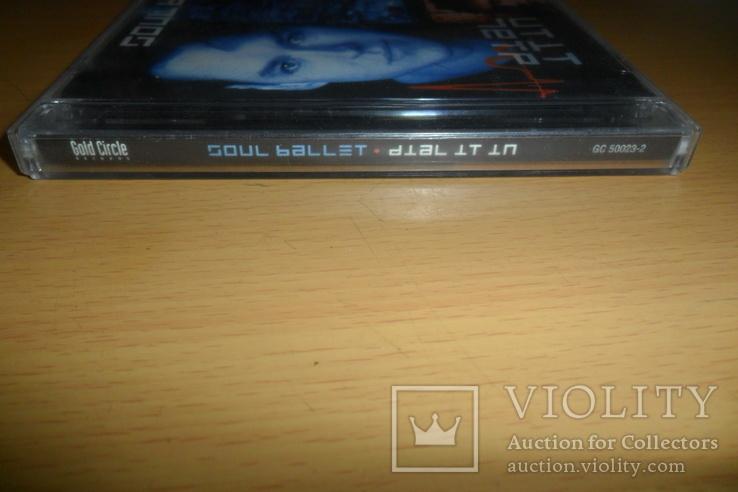 Диск CD сд Soul Ballet, фото №3