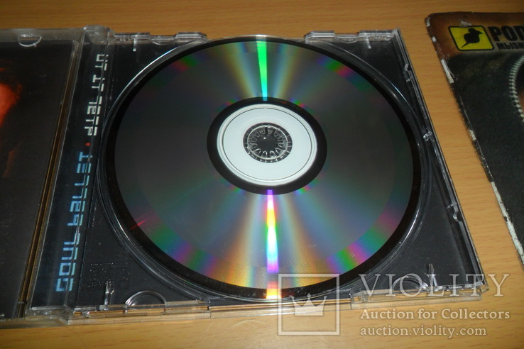 Диск CD сд Soul Ballet, фото №11