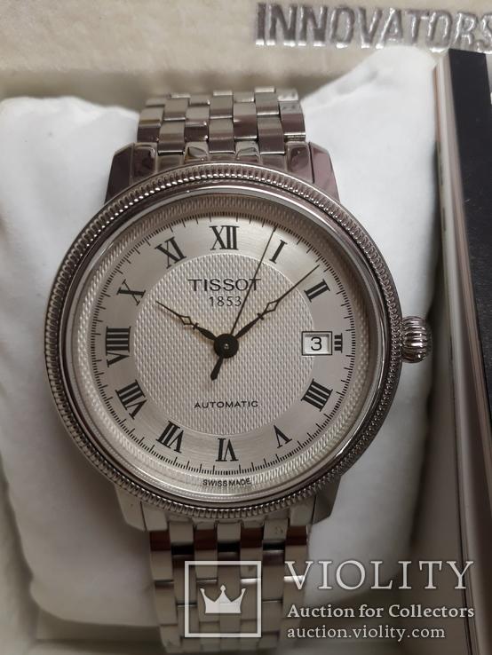 Часы TISSOT AUTOMATIC ref.T045.407.11.033.00, фото №2