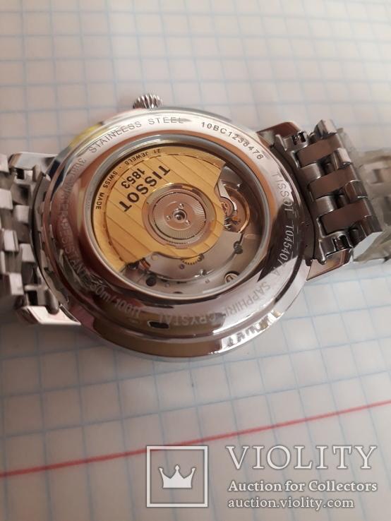 Часы TISSOT AUTOMATIC ref.T045.407.11.033.00, фото №3