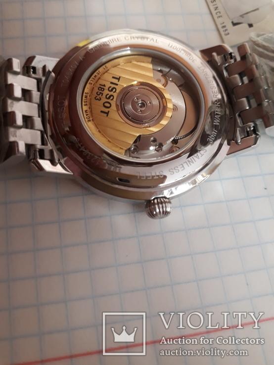 Часы TISSOT AUTOMATIC ref.T045.407.11.033.00, фото №4