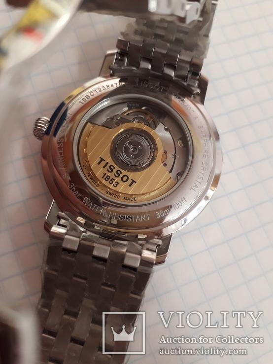 Часы TISSOT AUTOMATIC ref.T045.407.11.033.00, фото №5