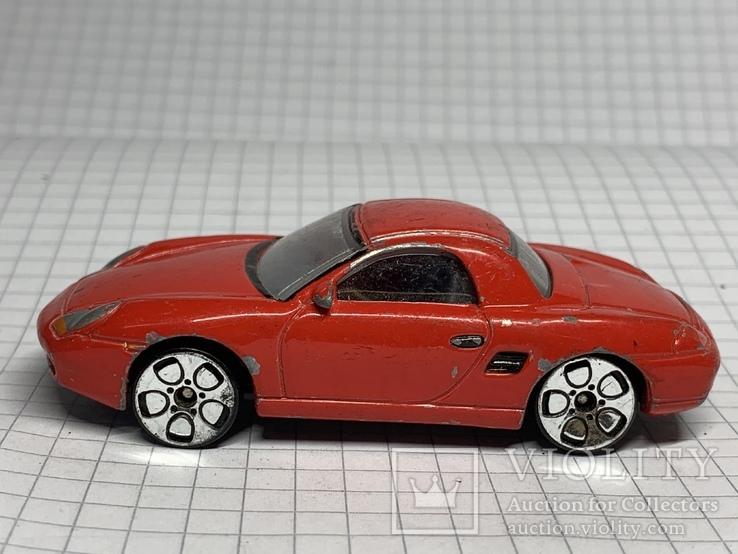 Realtoy  Porsche Boxters 1/58, фото №4