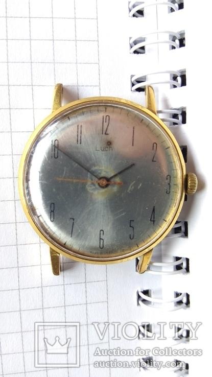 Часы Luch мужские аu 10+ тонкие СССР