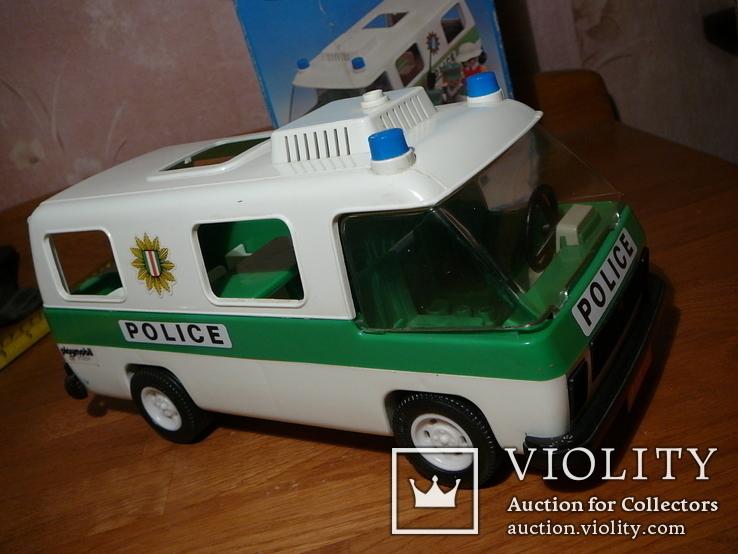 Машина полиции. Германия 1980-е годы., фото №13