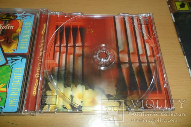 Диск CD сд Орган Organ The Maestro Instrumental, фото №8