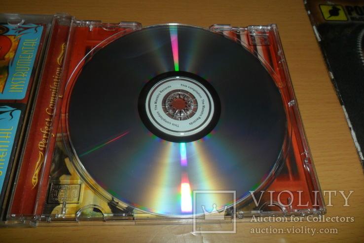 Диск CD сд Орган Organ The Maestro Instrumental, фото №9