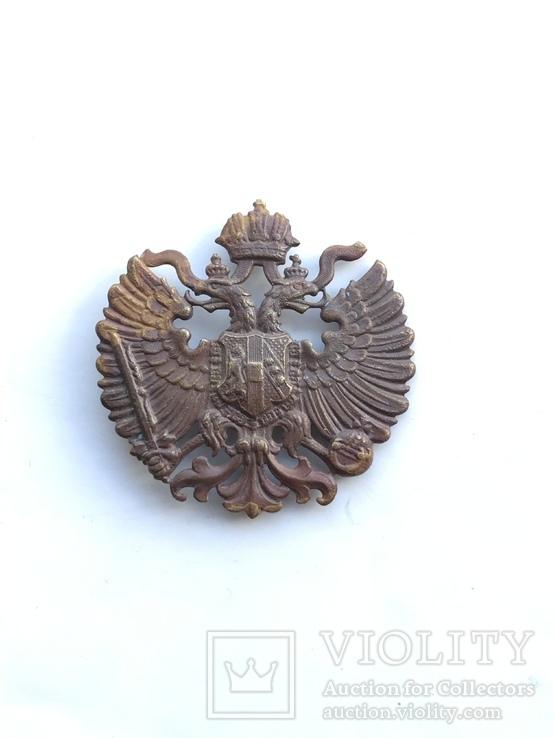 Австрійський Орел на Накладну Пряжку